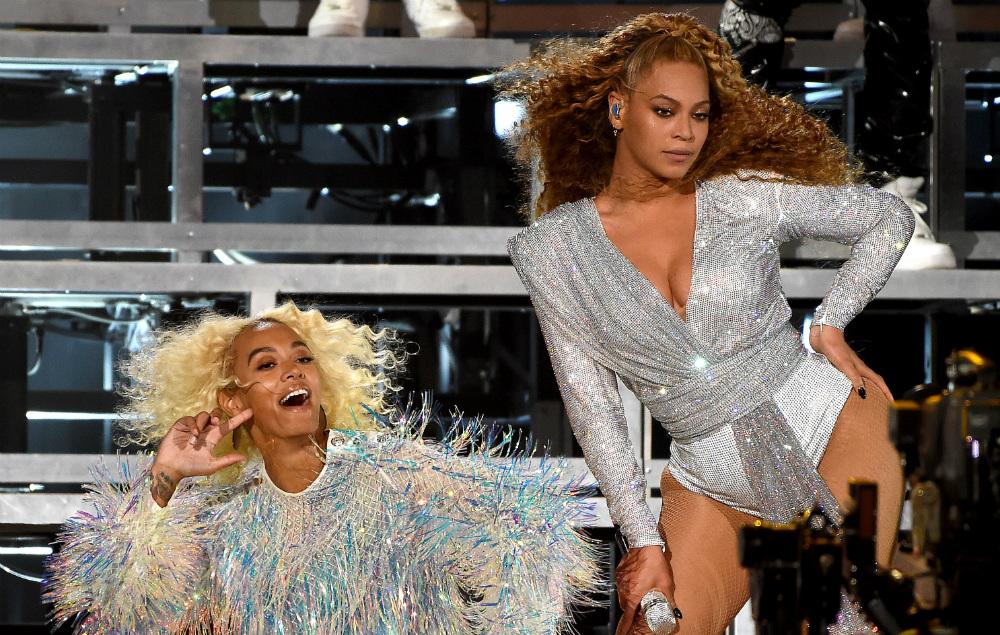 Watch Beyonce's