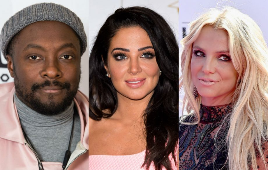 Tulisa Has Won Her Legal Battle Against Will I Am And Britney Spears