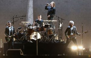Watch U2 Perform 'dirty Day' For The First Time In A Quarter-century