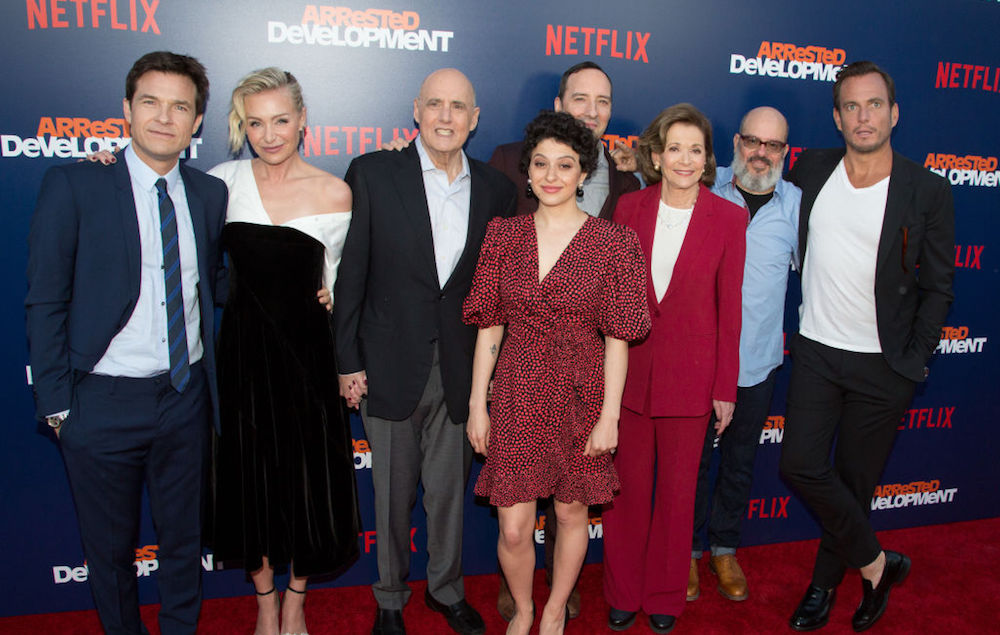 Arrested Development Love Each Other: 'Arrested Development' Star Jessica Walter Says She's