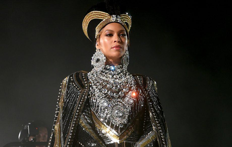 Beyonce accepts Humanitarian Award at 2020 BET Awards   NME   Beyonce
