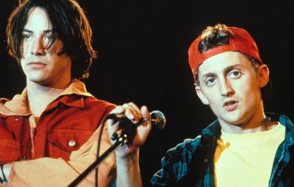 Keanu Reeves And Alex Winter Confirmed To Return As Bill