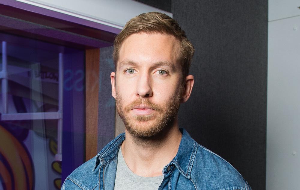 Calvin Harris Issues Update Following Car Crash Nme
