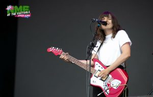 Breeders join Courtney Barnett on stage at Biggest Weekend
