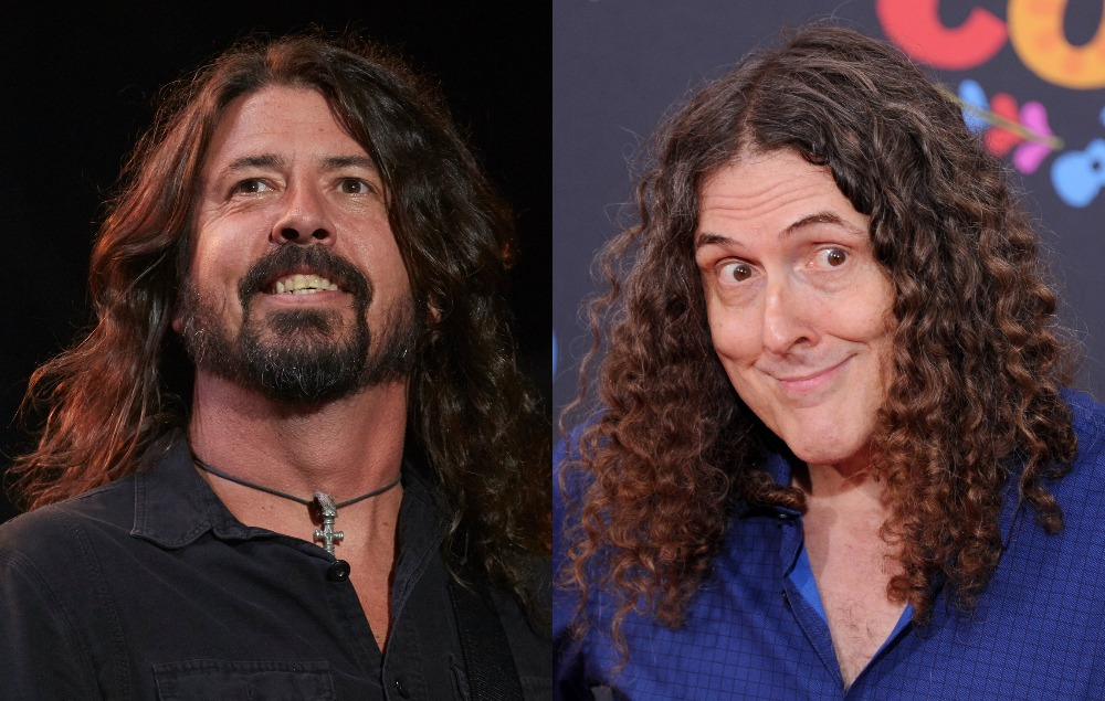 Watch Quot Weird Al Quot Yankovic Cover Foo Fighters Nme
