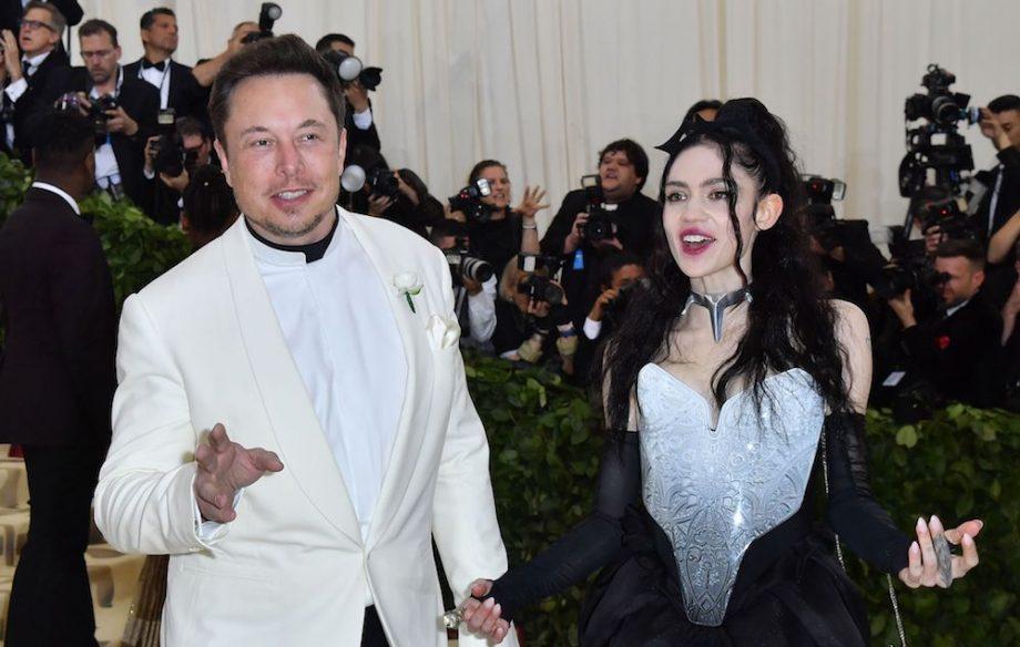 Elon Musk Reveals His Favourite Grimes Tracks Nme