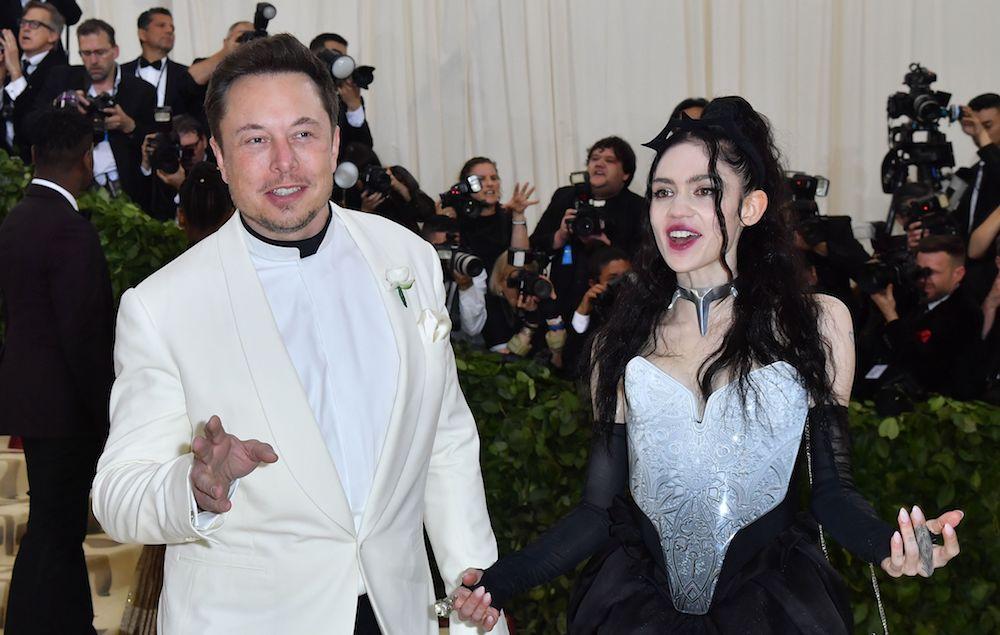 Elon Musk reveals his favourite Grimes tracks - NME
