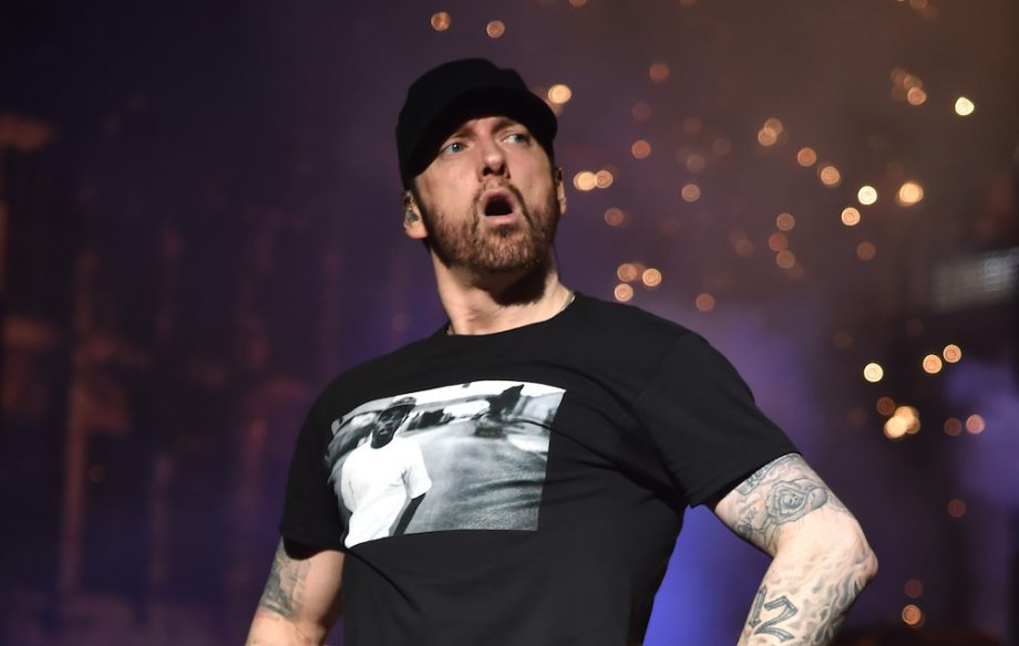 Eminem Kamikaze Review Nme