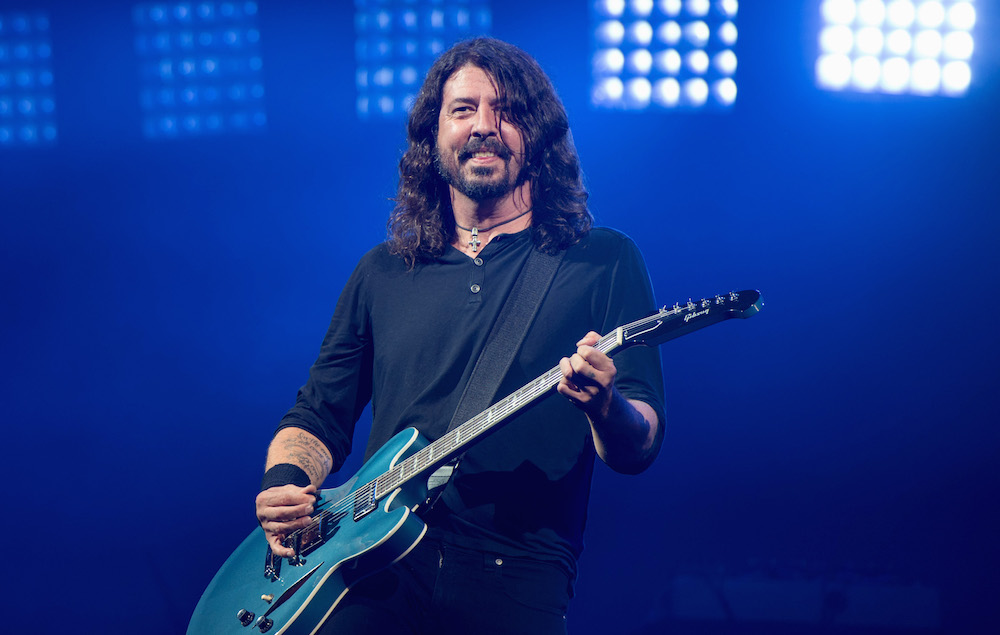 dave grohl is recording a 25 minute instrumental track all by himself. Black Bedroom Furniture Sets. Home Design Ideas