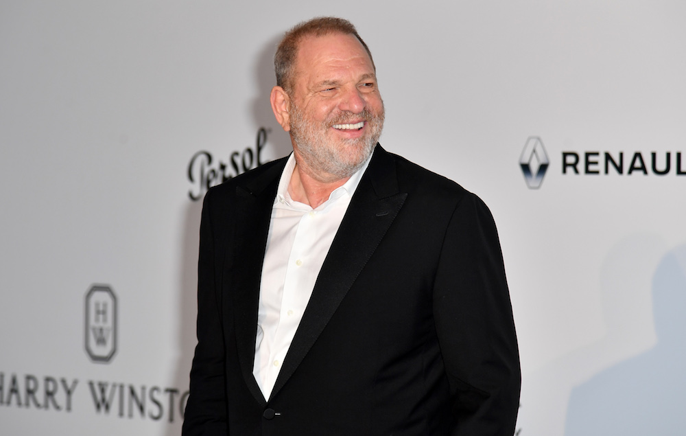 Harvey Weinstein indicted on rape and sex offence charges