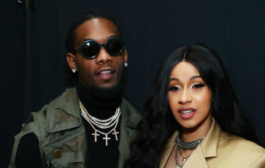 Migos Offset Husband Of Cardi B Arrested On Felony Gun: Cardi B And Offset From Migos Sued For Alleged Met Gala