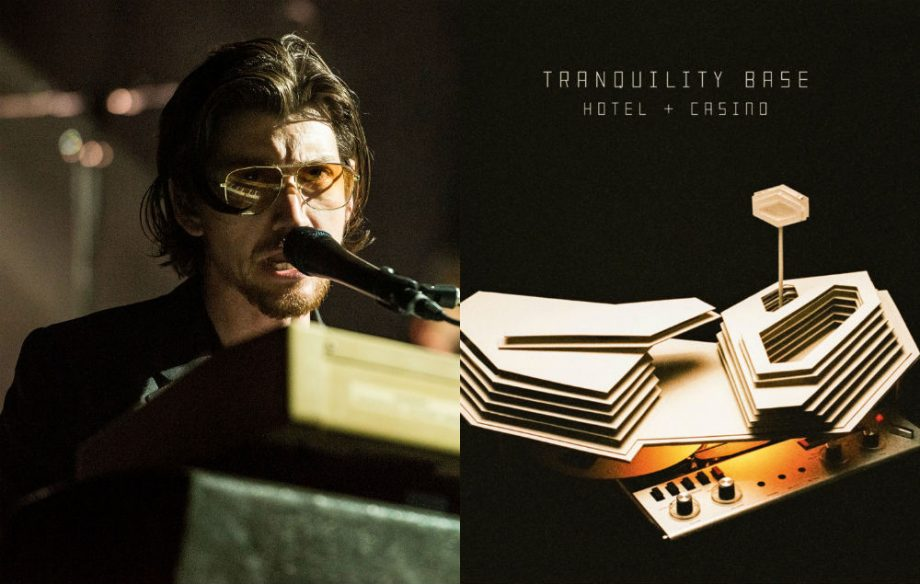 tranquility base hotel and casino arctic monkeys gaffa