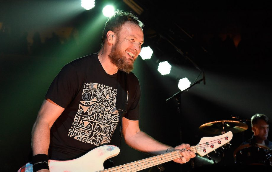Pearl Jam's Jeff Ament talks new solo record, his band's upcoming