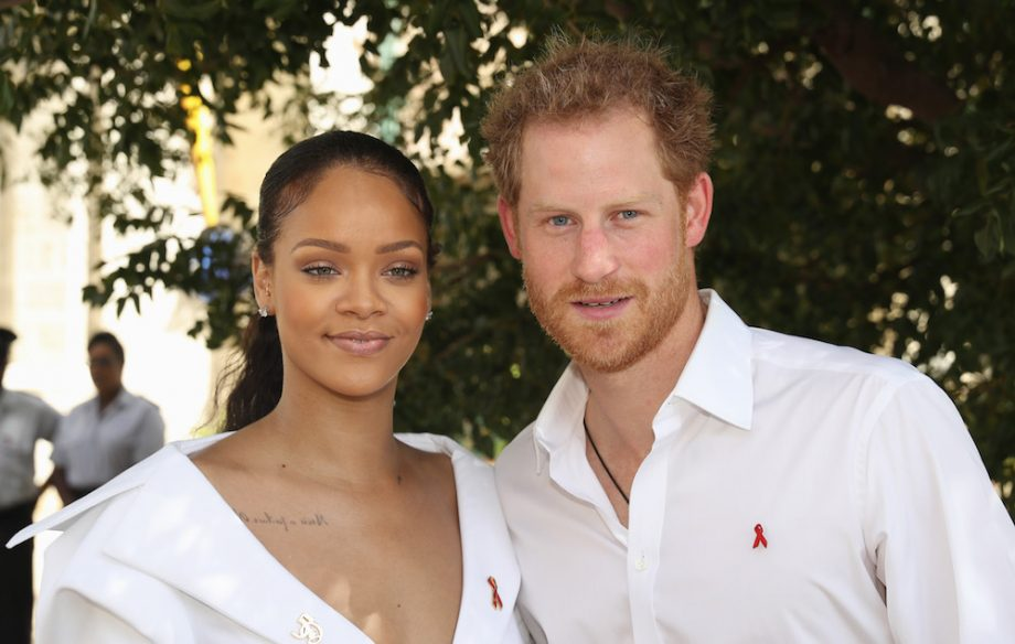Prince Harry Wedding.Rihanna S Response To Being Asked About Prince Harry S Wedding Was