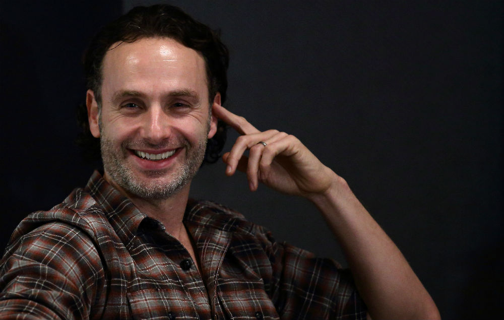 Andrew Lincoln Is Leaving The Walking Dead Will Norman
