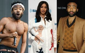 Childish Gambino, Cardi B and...Donald Glover