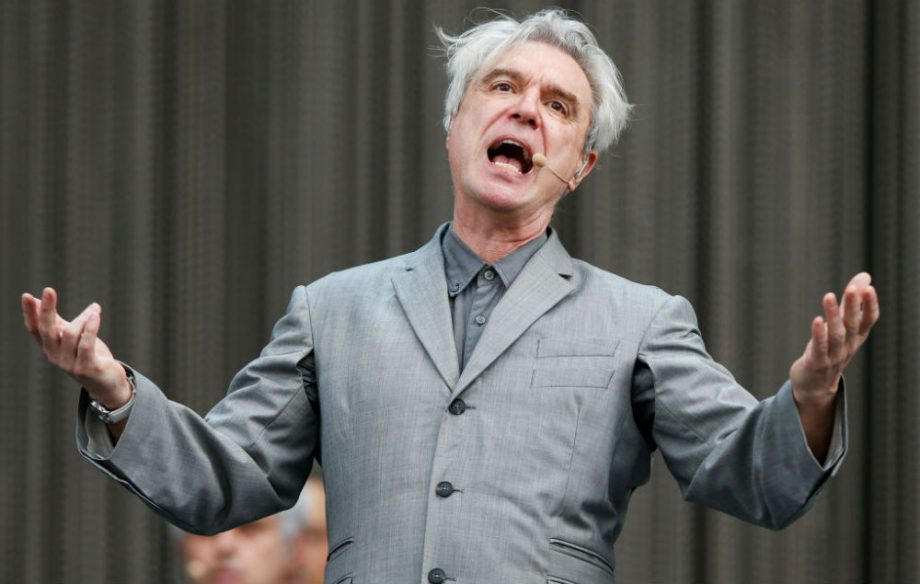 David Byrne suspende la gira europea