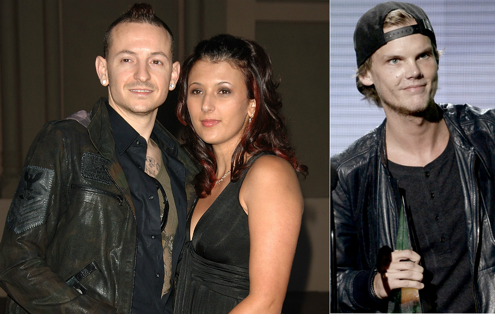 Chester Bennington S Widow Hits Out At Tmz For Reporting