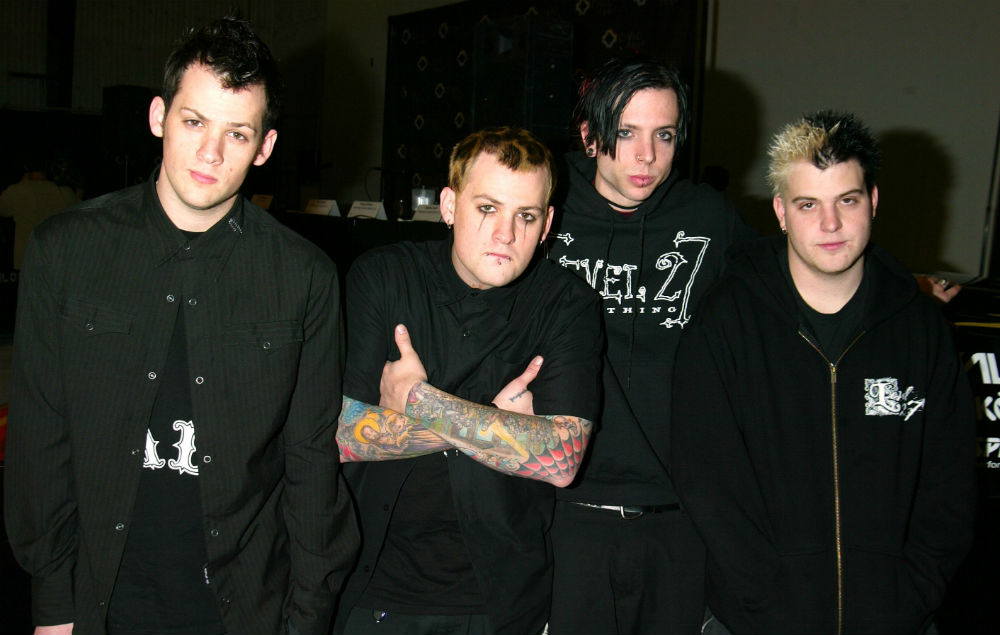 Good Charlotte Announce Huge Uk Show And Share New Single -9785