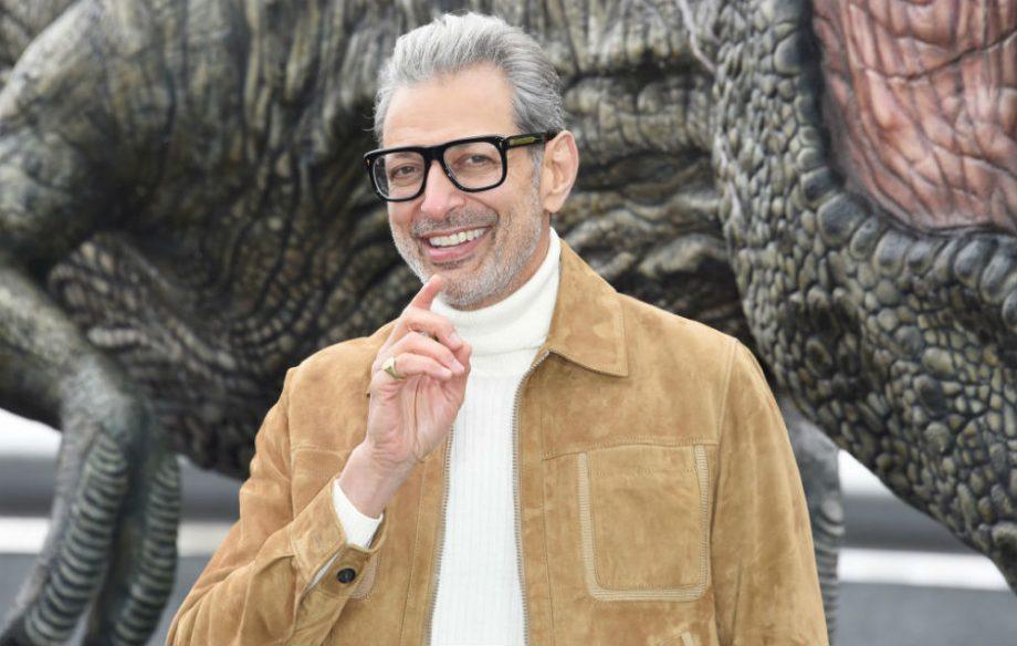 Jeff Goldblum Announces Debut Album Nme