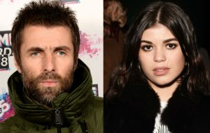 Liam Gallagher estranged daughter molly photo