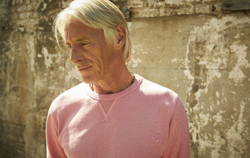 Paul Weller Celebrates His 60th Birthday With The Release