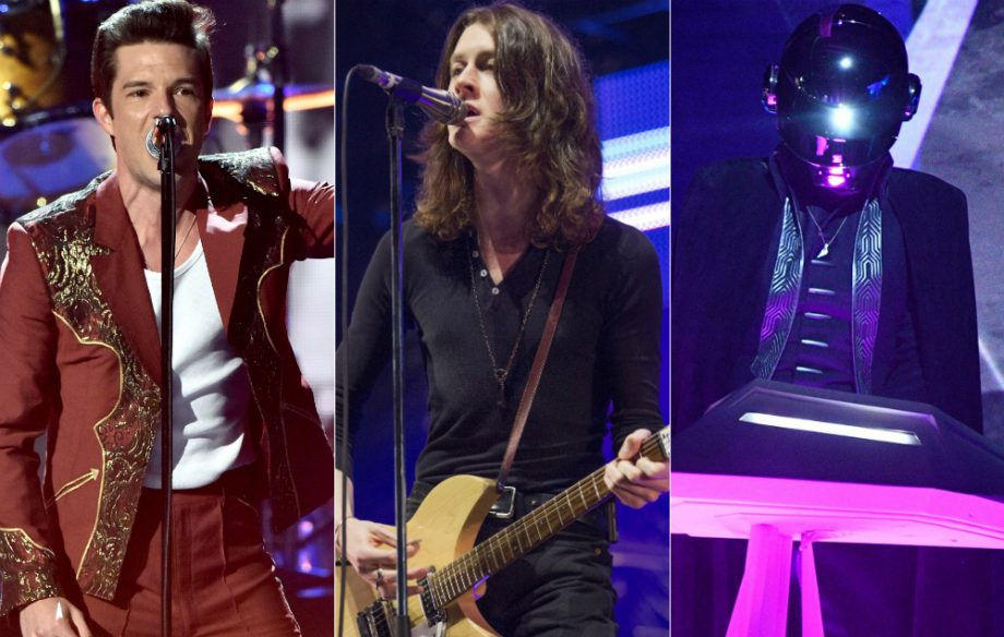 Here's Blossoms covering 'The Man' by The Killers (with some
