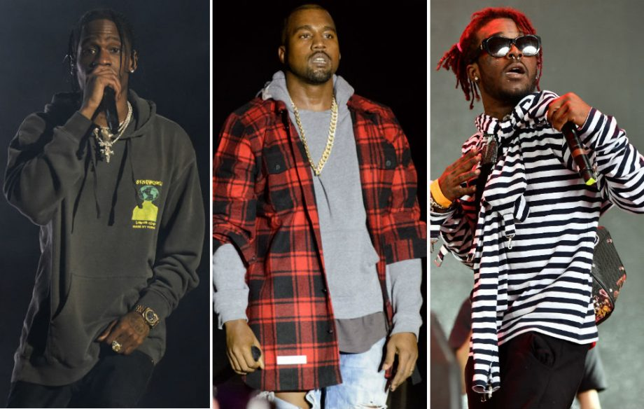 Travis Scott, Kanye West and Lil Uzi Vert drop new single