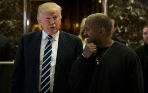 Trump Kanye race summit