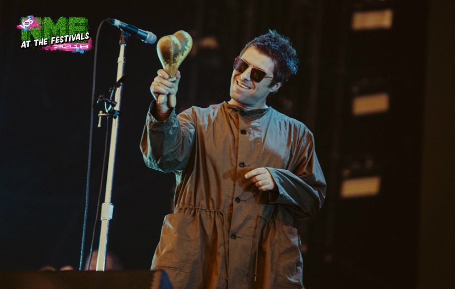 noel gallagher whatever 2018 Liam Gallagher beats the whingers to triumph at Isle Of Wight   NME noel gallagher whatever 2018