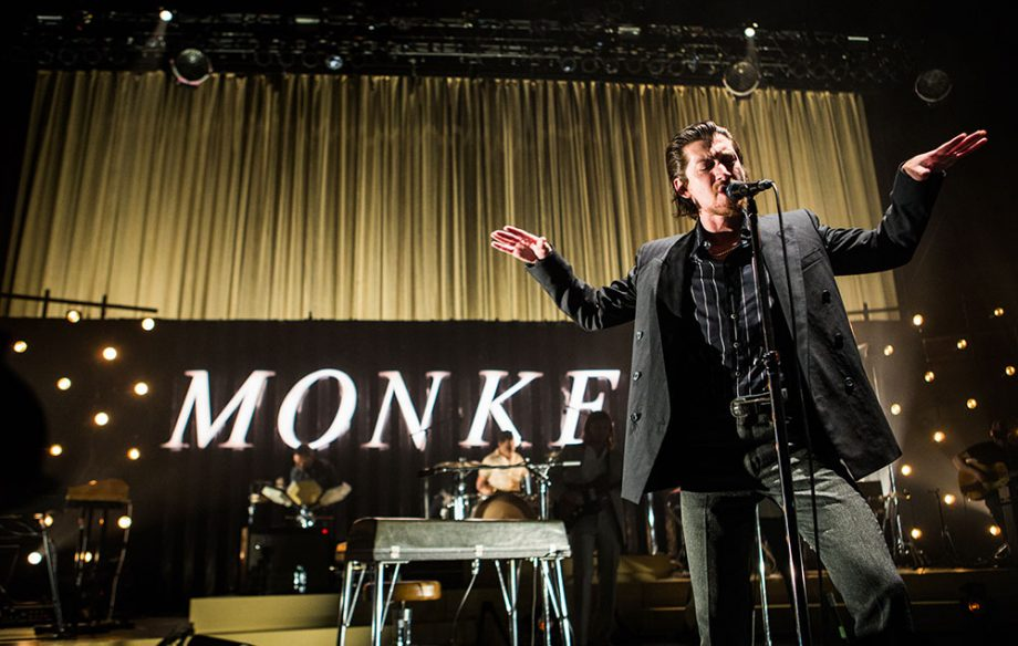 Arctic Monkeys at The Royal Albert Hall in lip-smackingly gorgeous photos