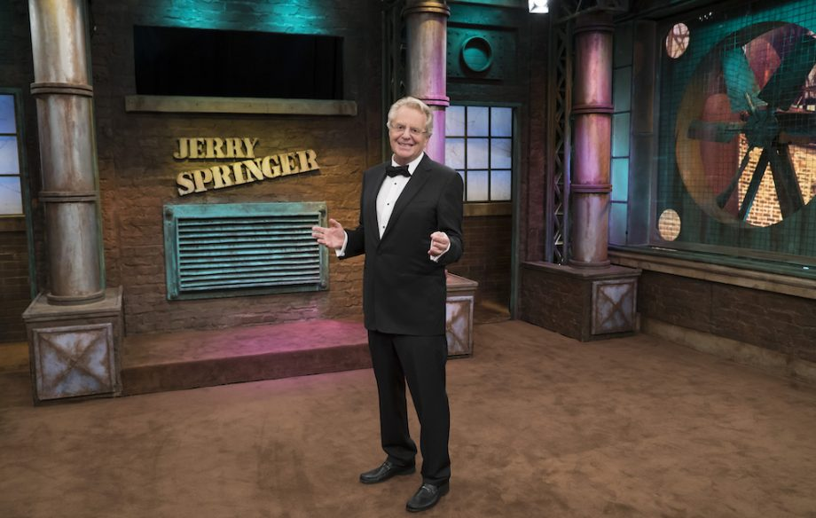 The Jerry Springer Show' cancelled after 27 years - NME