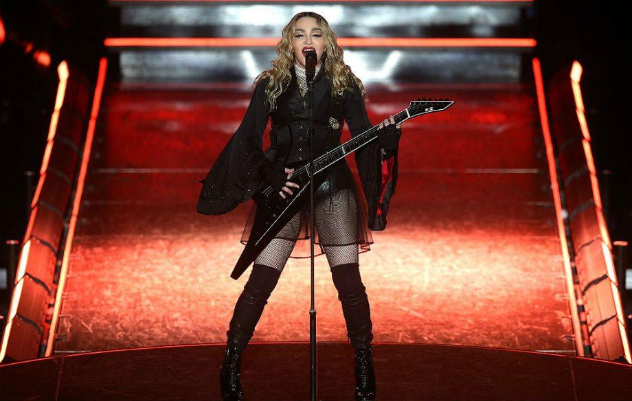 Madonna To Headline Glastonbury 2019 Nme