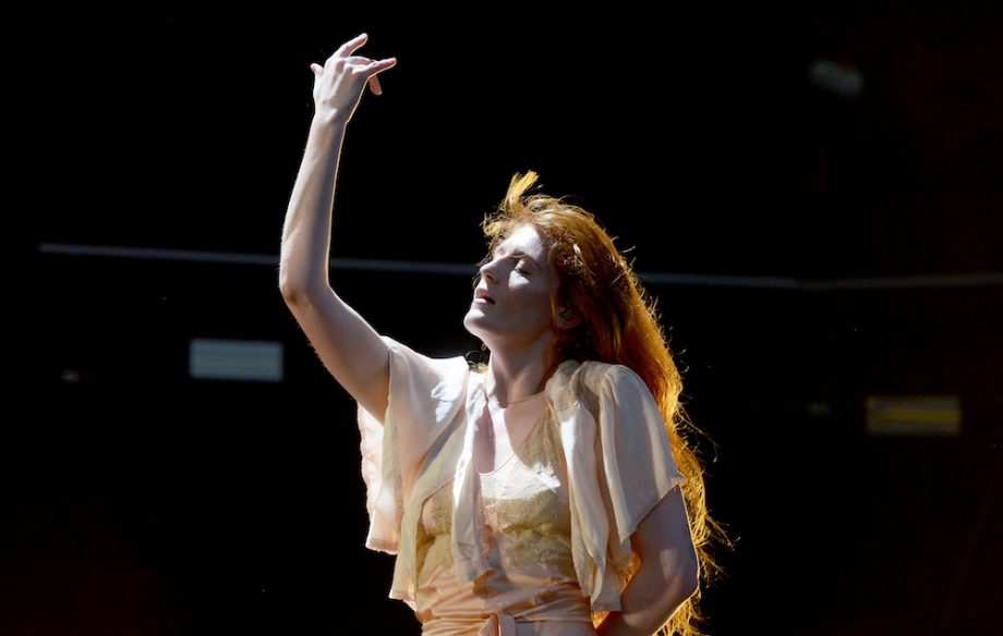 All The Big Talking Points From Florence The Machines New Album Nme