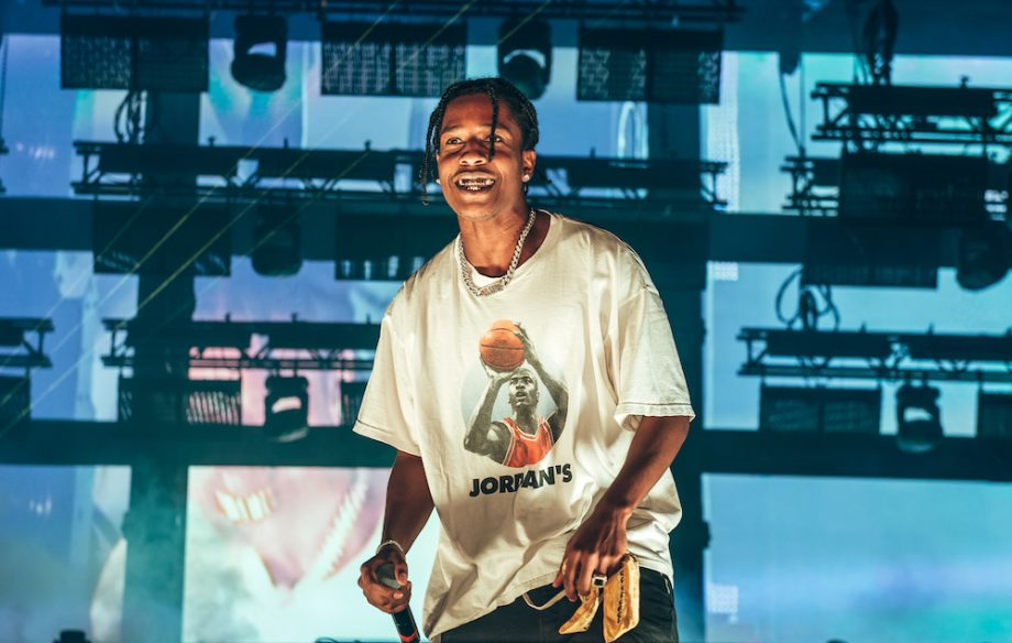 A$AP Rocky is already back with new music after 'Testing' - NME