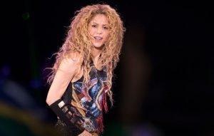 Shakira tour merchandise