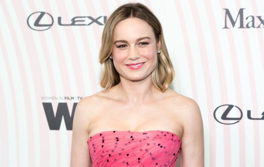 Brie Larson provides update on 'Captain Marvel 2'