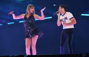Taylor Swift and Niall Horan duet at Swift's 'Reputation' tour in London on 22 June