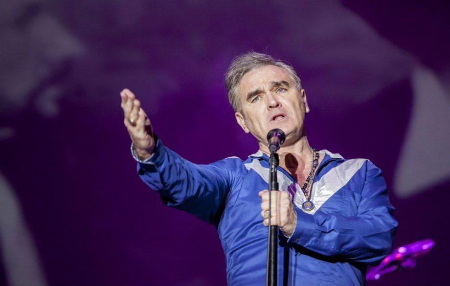 Resultado de imagem para Morrissey 2018 divulgação