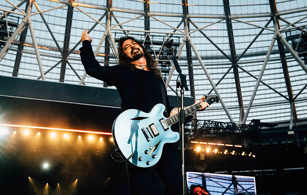 Foo Fighters London Stadium