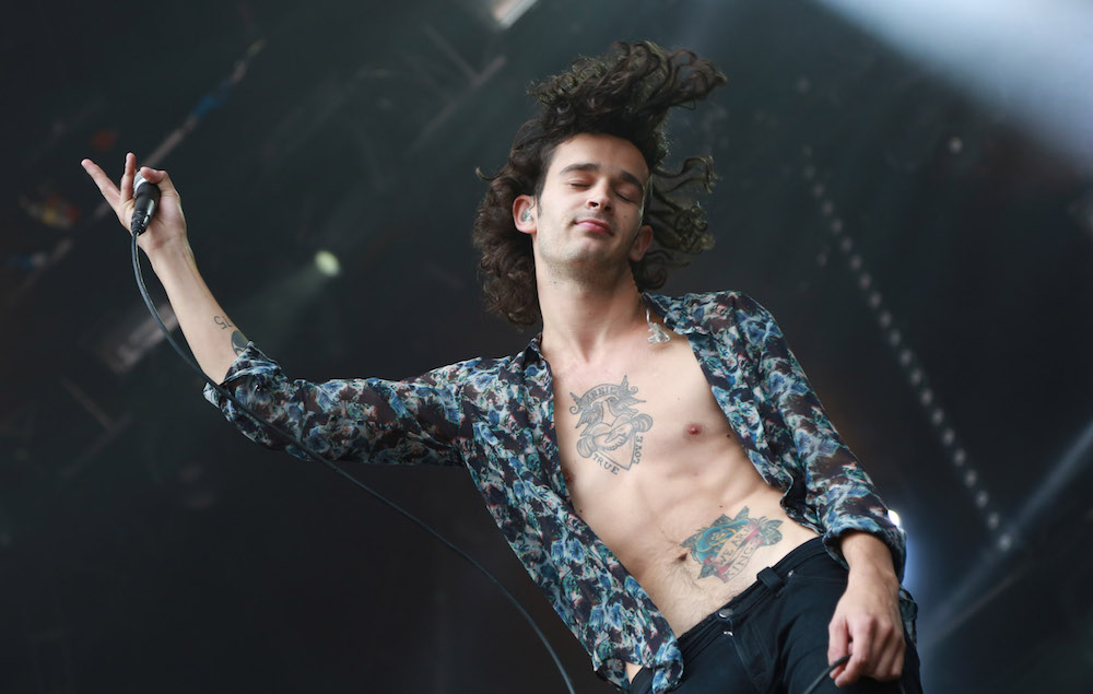 Did The 1975 Break Google For An Amazing New Promo Stunt