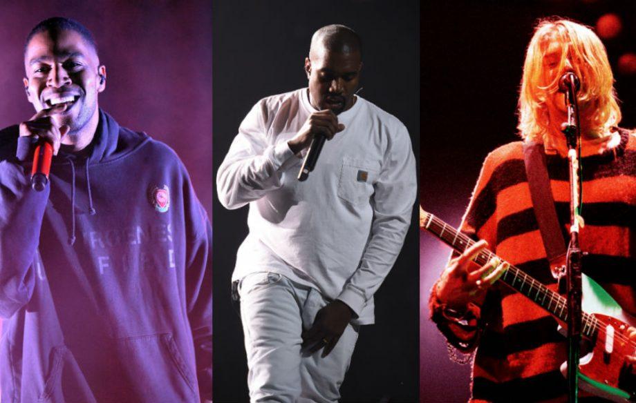 Kanye West and Kid Cudi's new album samples Kurt Cobain - NME