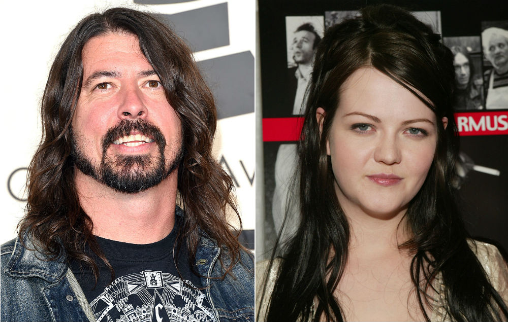 Dave Grohl Says He S Like Meg White Compared To Neil
