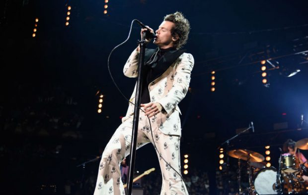 Jared leto wants to play jeff buckley in new biopic nme - Harry styles madison square garden ...
