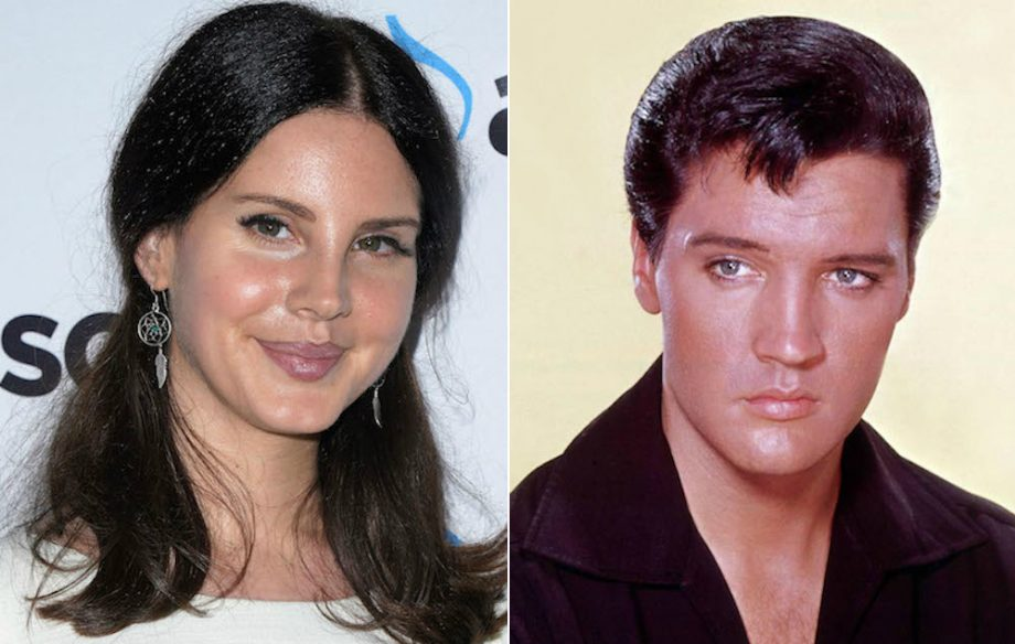 Listen to a song Lana Del Rey wrote for a new Elvis ...