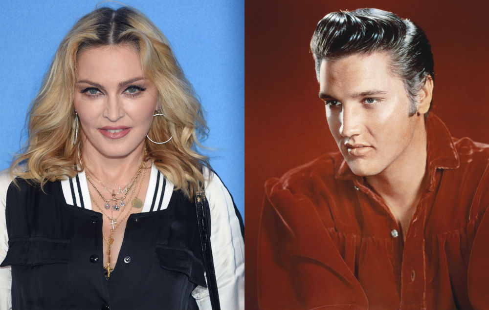 Watch Madonna And Her Son Cover Elvis Presley S Can T