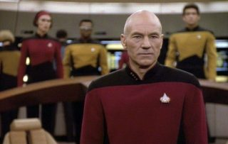 Patrick Stewart new star trek series