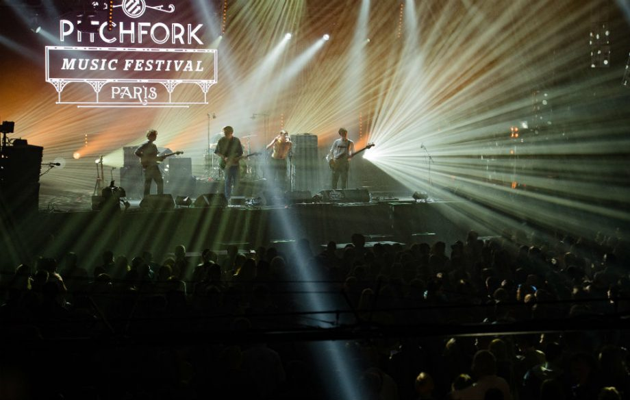 pitchfork paris announce new acts - nme