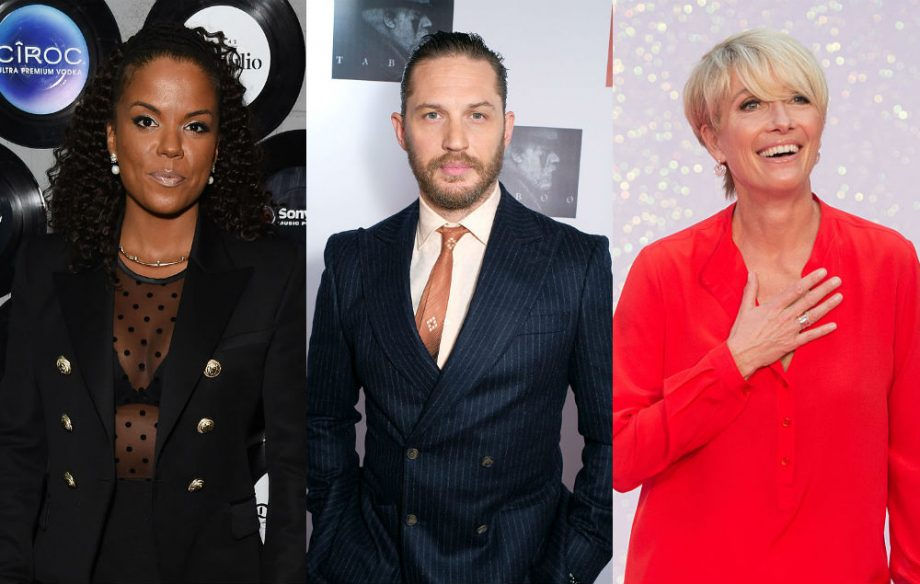 Ms. Dynamite, Tom Hardy, Emma Thompson honoured in Queen's ...