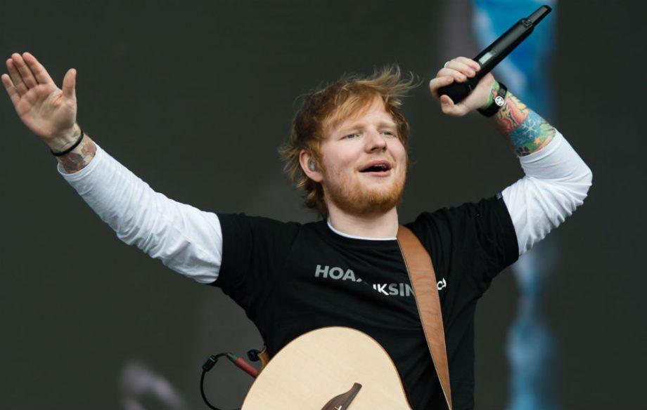 Ed sheeran explains what it was like to stop his cardiff gig twice ed sheeran stopboris Images